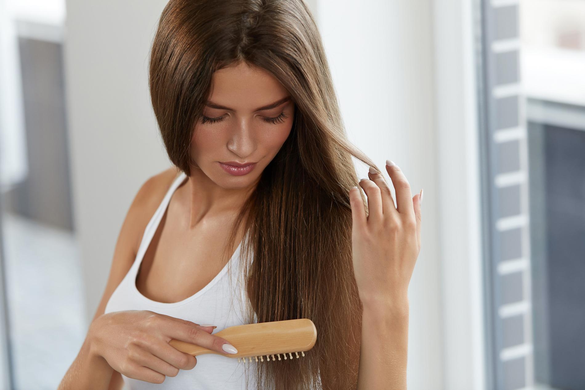 Un păr sănătos cu HLCC